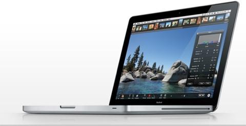 mon macbook alu
